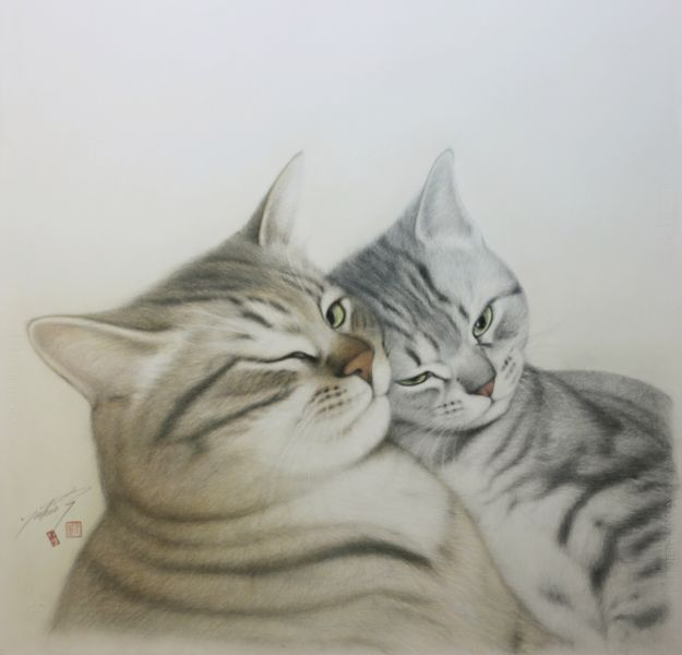 高橋行雄-撒嬌 being affectionate