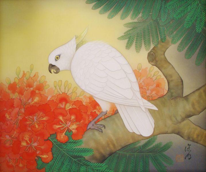 許深州-鸚鵡Parrot