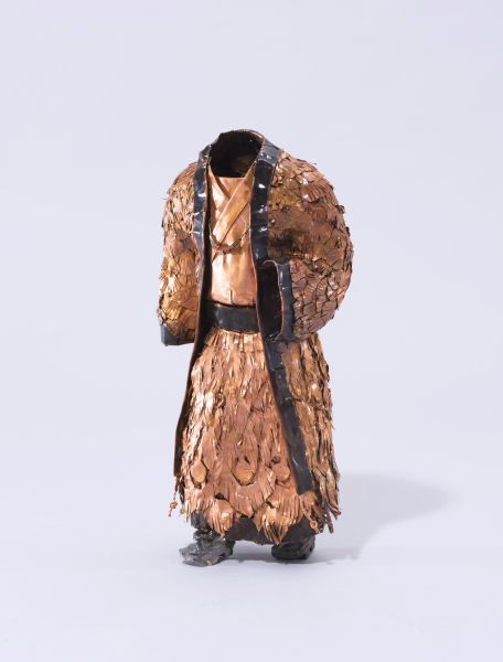 黃彥鈞-孔雀羽衣-和服(男) Peacock feather clothe-Kimono(men)