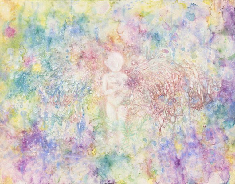 曾詩涵-天使與蝶 Angel&Butterfly