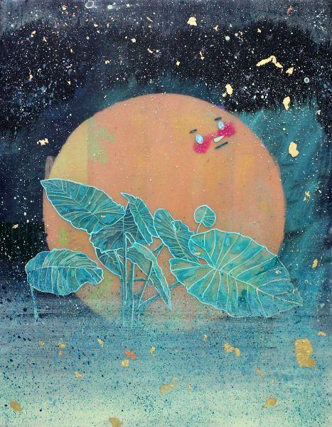 李怡萱-月下 Under the moon