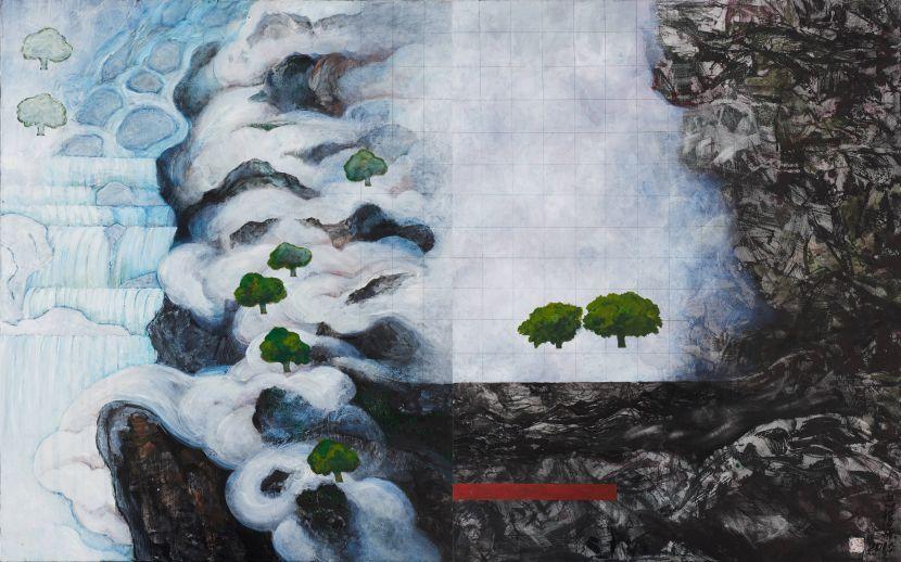 洪根深-水雲間