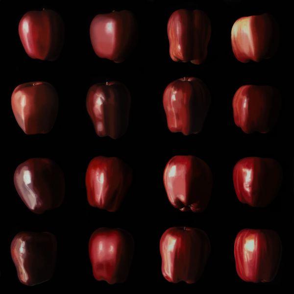 俸正泉-紅蘋果二