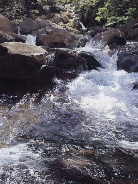 李昌國-林澗湧泉