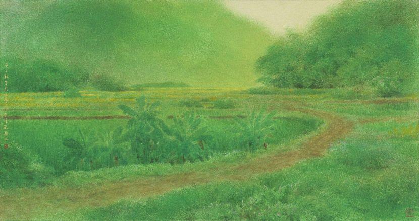 彭偉新-大溪綠野