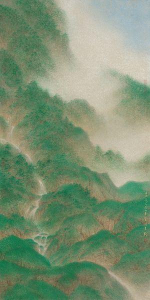 彭偉新-山嵐