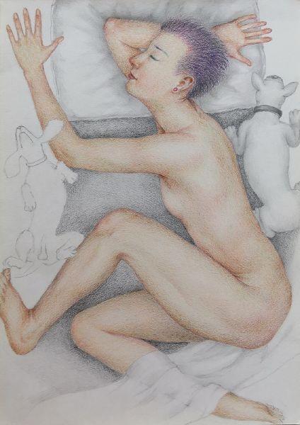 蘇志徹-「沉睡」系列