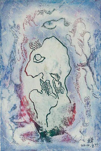 賴美華-岩畫5