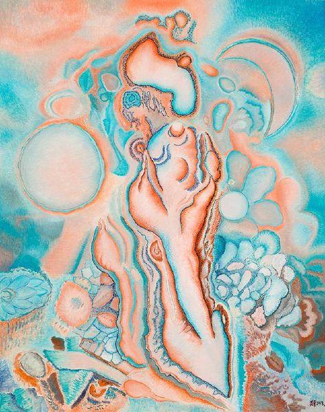 賴美華-藍雨橘