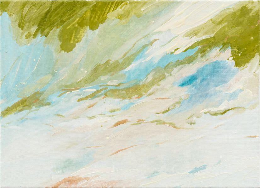 黃品玲-有植物的景色 Tender Greens Memory