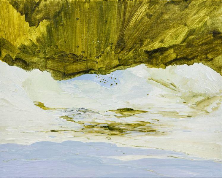 黃品玲-潮濕而柔軟之地 Intertidal Zone in Mind