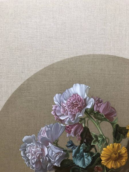 盧昉-遣唐使靜物 (二) The Imperial Embassies to Tang Dynasty: Still Life II