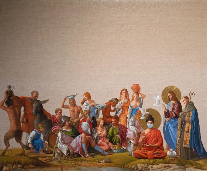 盧昉-疫情下的諸神盛宴