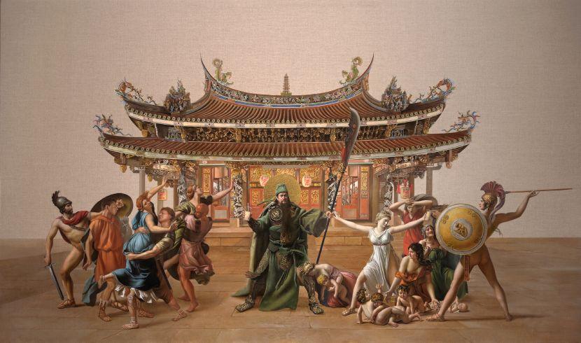 盧昉-保安宮之戰 The Battle of Pao-An Temple