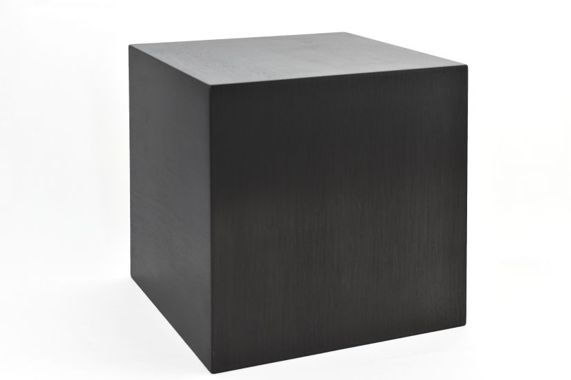 築山有城-究無 -鉛黑- Cube -pencil-