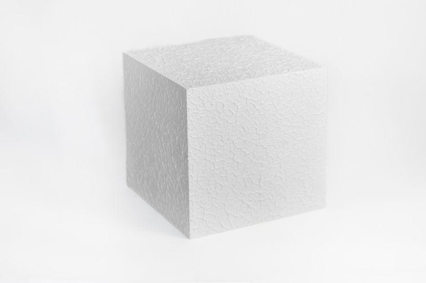築山有城-究無 -白- Cube -white-
