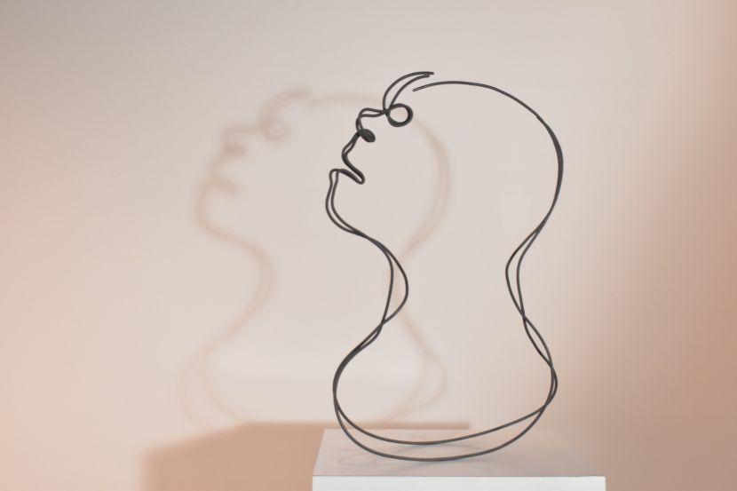 盧淳天-呼喚的人頭  Head