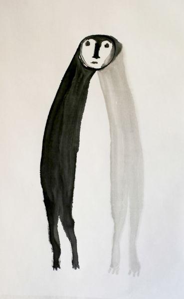 盧淳天-一頭兩身  One Head Two Body
