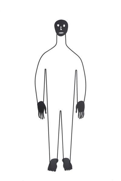 盧淳天-空白線條人 Empty Human