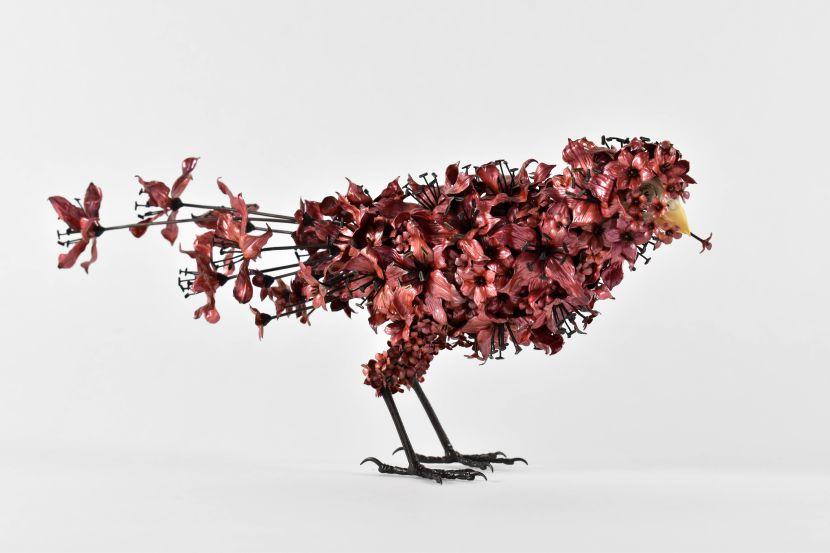 吉田泰一郎-火鳥 Fire Bird