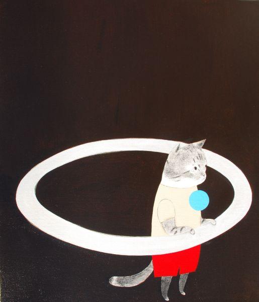 宮城勝規-喵心引力Gravity Cat.