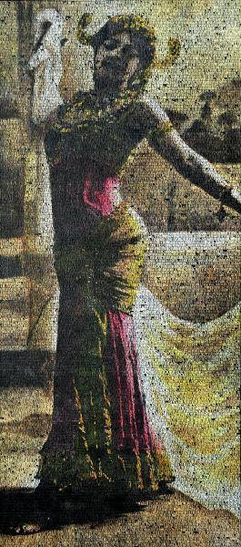 艾迪‧蘇山托-瑪塔哈里的 9 種姿態 #1 Nine Mata Hari Centhini #1
