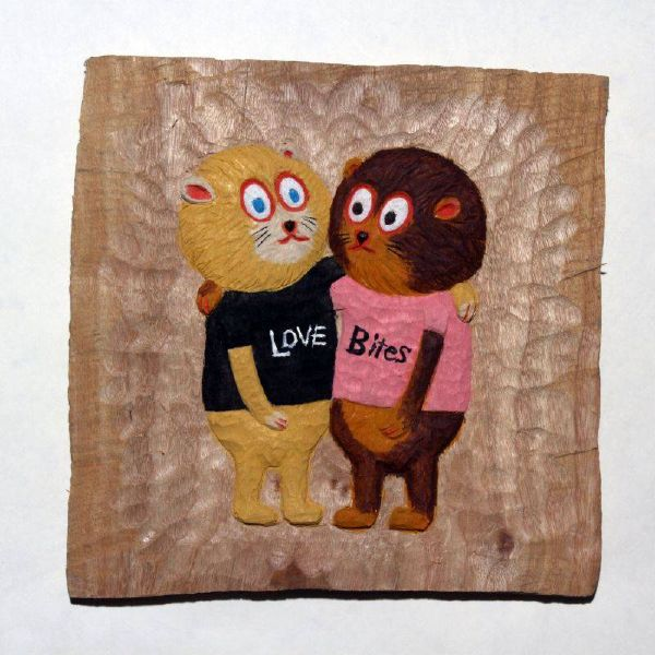 石塚隆則-愛的印記 Love Bites