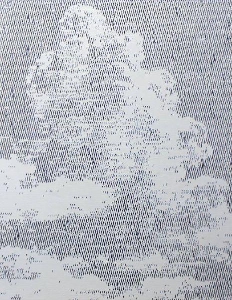 今西貞也-雲 #7  Clouds #7