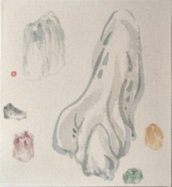 袁慧莉-勢山水no.27 Intrinsic Potential Landscape no.27
