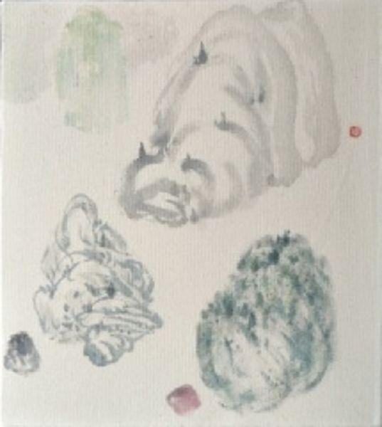 袁慧莉-勢山水no.28 Intrinsic Potential Landscape no.28