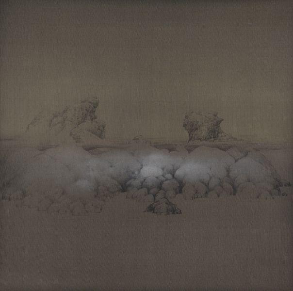 白雨-沫水喦 Pumice