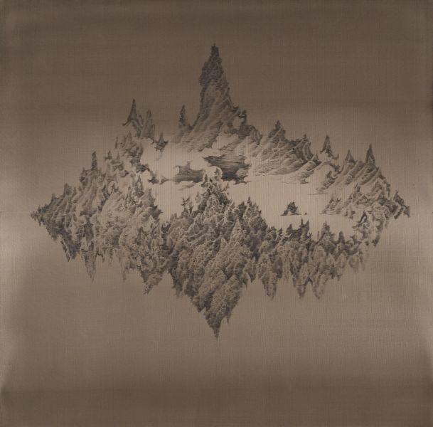 白雨-蜃氣樓之島