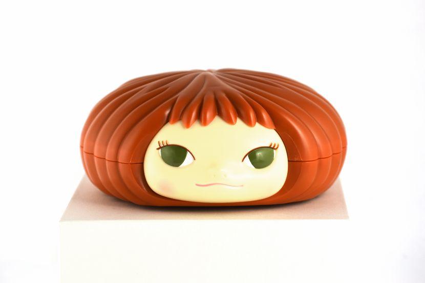奈良美智-奈良美智糖果罐-棕色