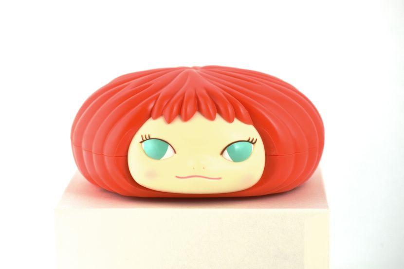 奈良美智-奈良美智糖果罐-紅