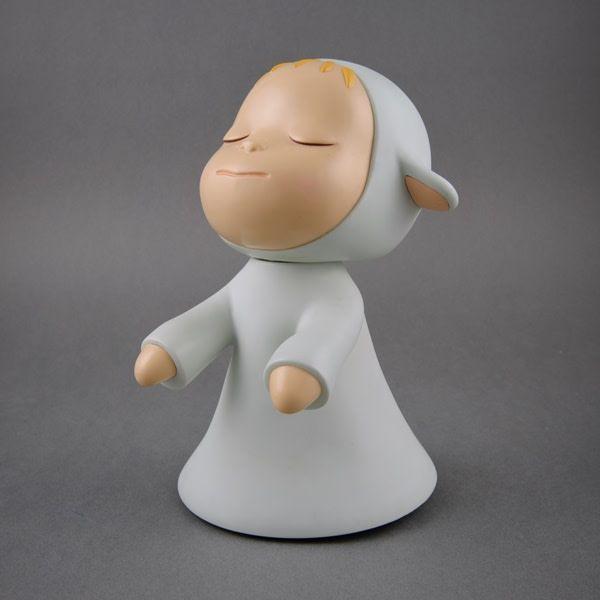 奈良美智-奈良美智 夢遊娃娃