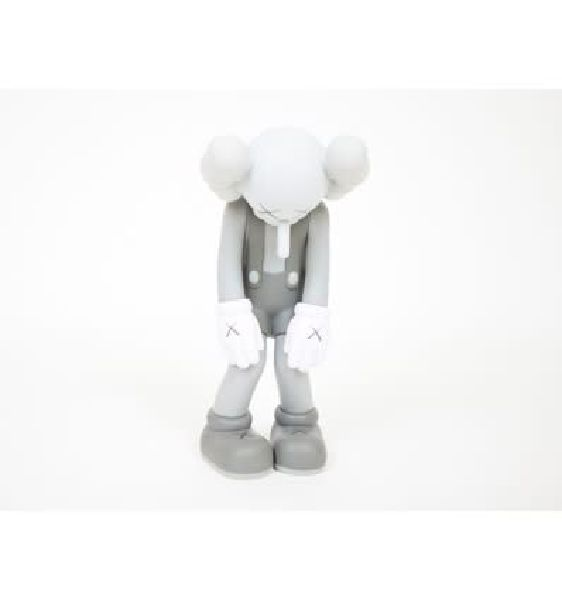 KAWS-SMALL LIE (GREY) 小謊言 (灰)