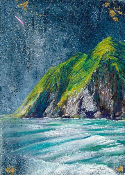 黃士綸-島 The Isle