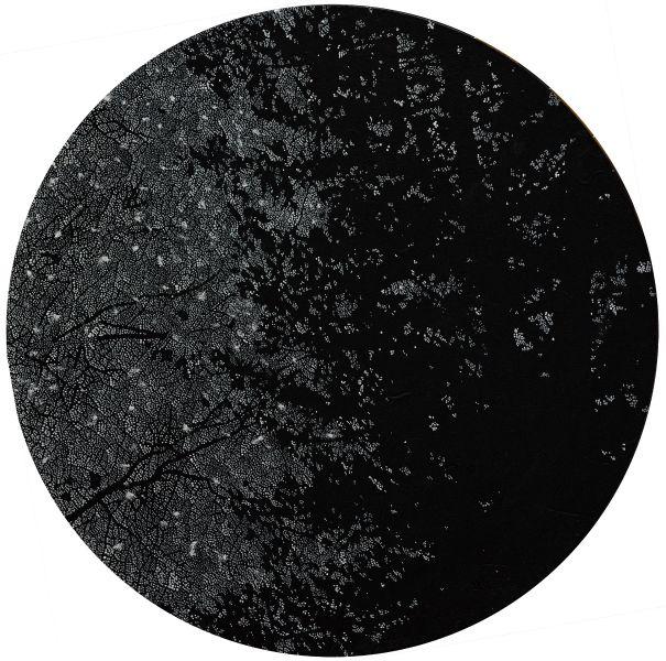 傅作新- 雪松 Snow & Cedar