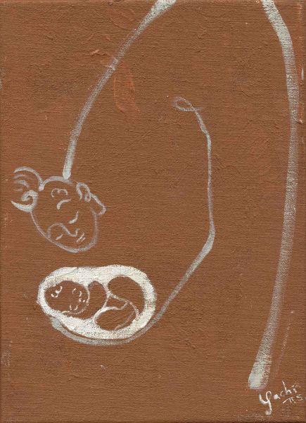 曾亞琪-佛與子 Buddha & Son