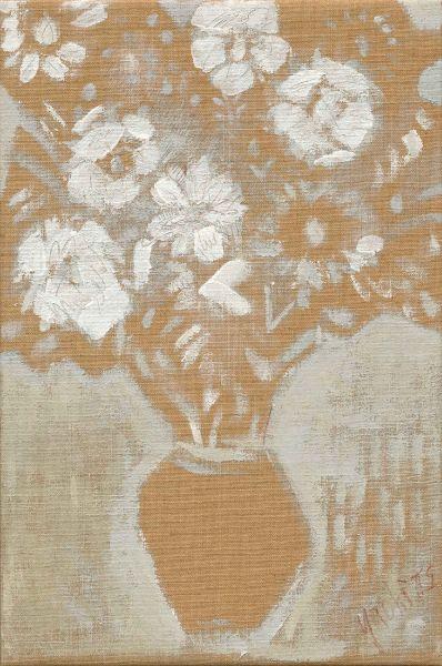 曾亞琪-空華 -白 Khapuspa (Emptiness) - White