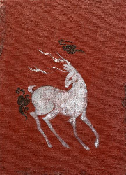 曾亞琪-奔鹿 Galloping Deer