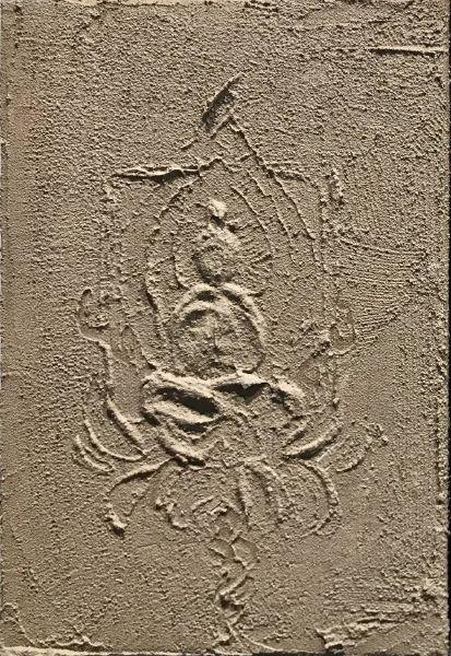 曾亞琪-浮雕 - 菩提心 (四) Bodhicitta No.4