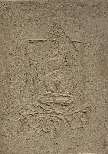 曾亞琪-浮雕 - 菩提心 (九-厚) Bodhicitta No.9