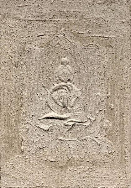 曾亞琪-浮雕 - 菩提心 (十一) Bodhicitta No.11