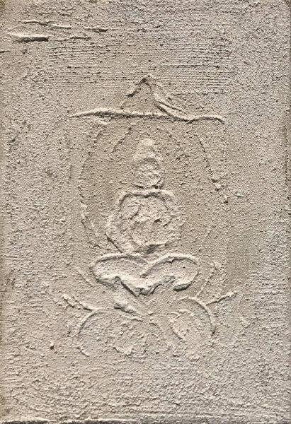 曾亞琪-浮雕 - 菩提心 (十五) Bodhicitta No.15