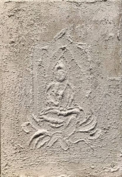 曾亞琪-浮雕 - 菩提心 (十六) Bodhicitta No.16
