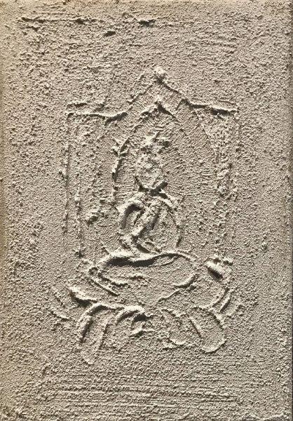曾亞琪-浮雕 - 菩提心 (十八) Bodhicitta No.18