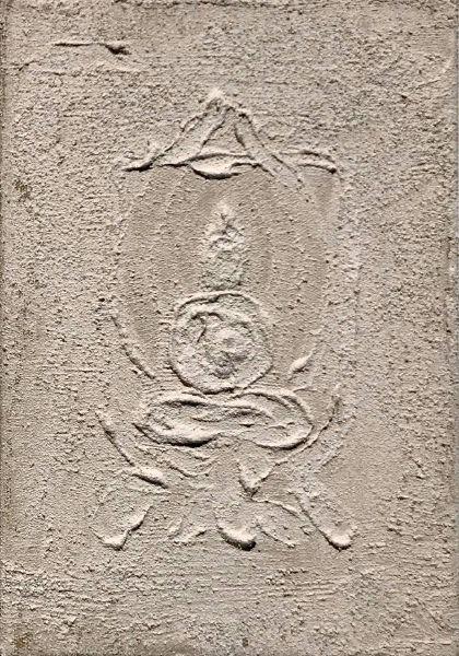 曾亞琪-浮雕 - 菩提心 (十九) Bodhicitta No.19