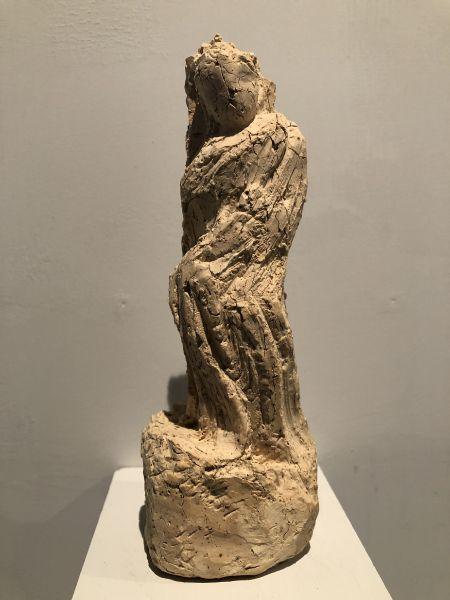 曾亞琪-觀音立像 2 (Avalokitesvara Statue 2)
