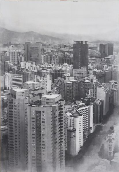周政緯-城內系列-安和路 (V) Inner City Series - Anhe Road